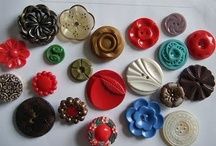 Buttons & Things / by Ann Riedesel-Jepsen
