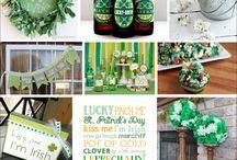 St Patricks Day / by Courtney Blazo