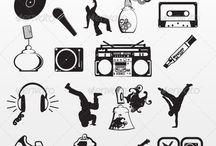 hip hop tattoo