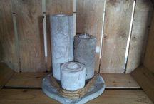 Triomf Beton / Verschillende exclusieve mogelijkheden met beton