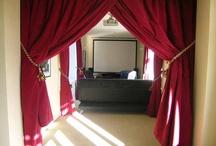 Movie room