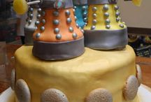 Doctor Who cakes / by Alison Carnacchio