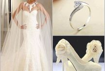 For the bride ;) / Wedding items