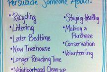 Writing Ideas / by Amy Pittman