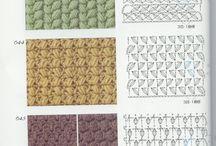 模様編み図