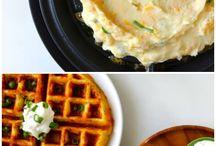 Waffle Wednesday / Sit back, relax and enjoy waffle Wednesday!