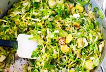 Veggies / Vegetarian and veggie side dishes