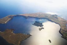 Santorini from Above / Santorini is spectacular from any altitude, images from above however put it all into perspective.