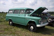 1948-1959 Chevrolet Trucks