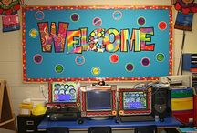 Let's Decorate the Classroom / Decorating the classroom & ideas to use in the classroom.