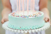 3 år - Tårtor