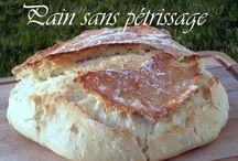 Pain Pane & Bread