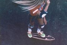 girl skate