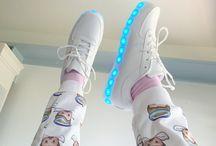 Hustý boty