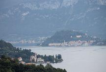 Como Lake - Italy / il lago di Como visto da mille angolazioni