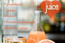 Juicing / by Michele Moore