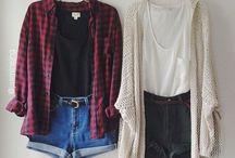 Inspiration / Clothes I like