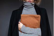 TURTLENECKS / Winter 2013 trends, turtlenecks and cozy sweater goodness.