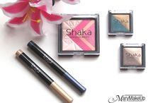 MARY MAKE-UP 2016 / Photos & swatches, make-up looks, make-up ideas, reviews & outfits!