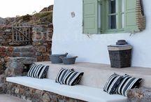 Jardines, Terrazas, Balcones / Ideas de decoración para cualquier espacio exterior
