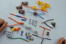 Seja um eletricista profissional / Dicas e métodos corretos para trabalhar como eletricista
