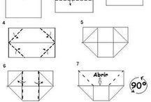 Paper crafts/ origami