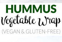 recipes vegan & vegetarian & unusual