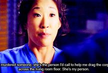 Grey's Anatomy  / by Mallory Debrow