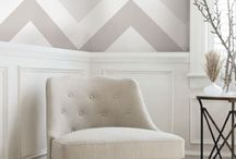 inspiring walls / home decor inspiration walls stripes