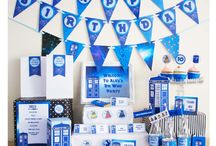 PARTY THEME - Dr Who