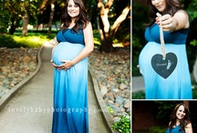 Maternity Shoots / Inspiration for Photographing Mommas-to-be.