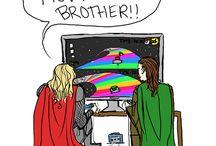 Hilarious / by Kassie Ratliff