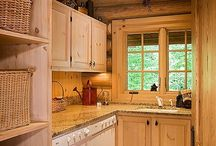 Laundry rooms and garages