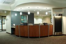 Gro With Us Chiropractor  / Gro's recently completed Chiropractor Office