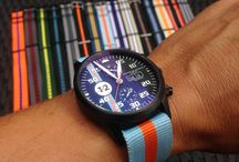 Fast watches / Auto related watches  / by Seamus Taaffe