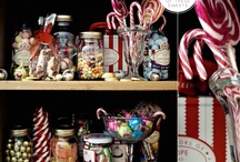 Sweet shop / by Lisa Cassin