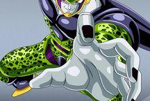 Dragonball Z Cell