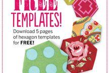 Hexagons free