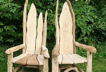 woodwork and sticks! / by Beth Wall