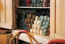 Fabric and Haberdashery Stores / Beautiful fabric and haberdashery stores and markets