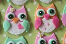 Lyla Grace - Owl birthday / by Christy Jones