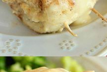 Cheesy Recipes / Recipes that have an insane amount of cheesy goodness that we think look yummy! / by The Best Blog Recipes