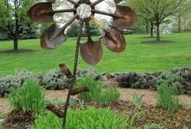Garden art  / by Aleah Wiese