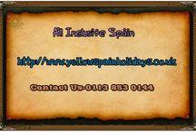 all inclusive spain