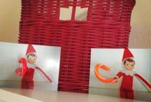 Elf on a shelf / by Robin Bricker