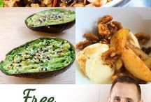 Plant-based Meal Plans / Plant based meal plans for your busy family.  These are plant based breakfast, plant based lunch and plant based dinner recipes made easy for your vegan meal planning.