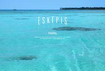 ESKĒPIS / BlindTrip, Travel, Adventure