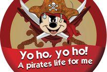 Disney pirate trip / by Deb Mell