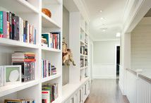 the bookshelves & built ins / gorgeous bookshelves I love / by Marta Locklear