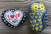 My Painted Rocks